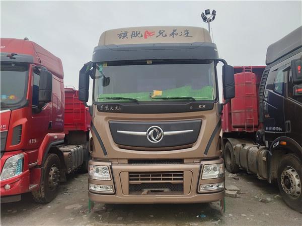 天龙KX,560马力,东康机,国五排放