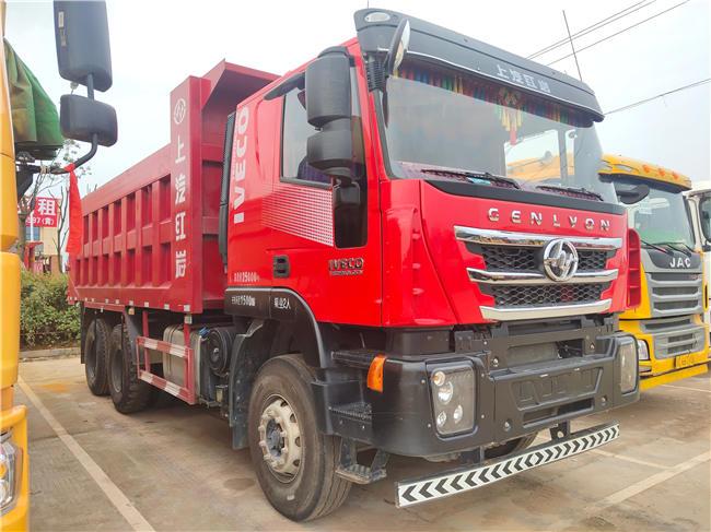 红岩杰狮,430马力 5.8米货箱 国五排放